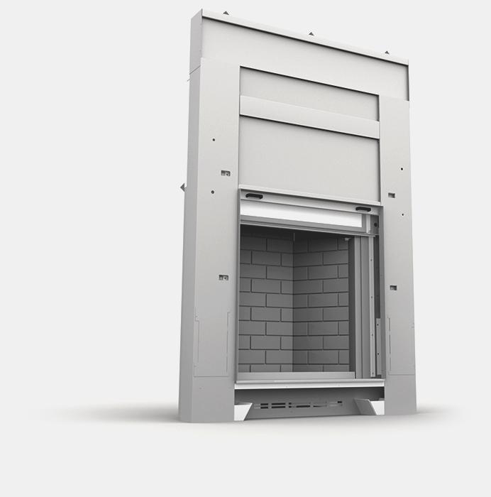 Guillotine Door System